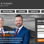 Brown & Hobkirk, PLLC Announce The Launch Of Their New Website